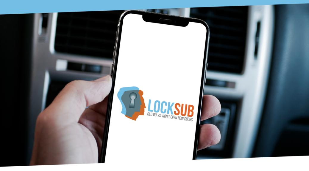 LockSub locksmith app Wokingham